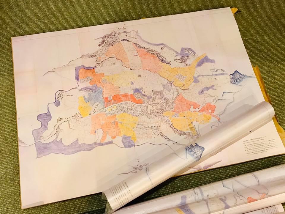 首里古地図、販売開始します